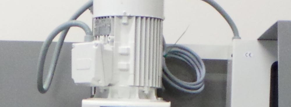 Der 2,2 kW Motor