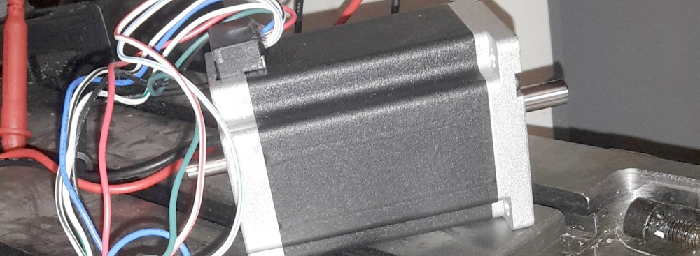 Nanotec Schrittmotor mit Encoder