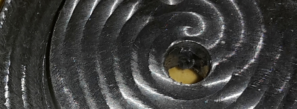 Fräsbeispiel Stahlrad